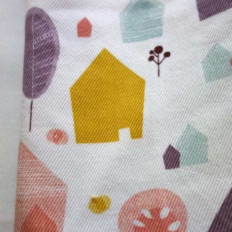 Les tissus imprimés coton